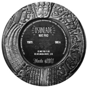 Osunlade/WHAT PHO 12""