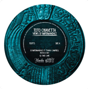 Toto Chiavetta/VIEWS OF IMPERMANENCE 12""