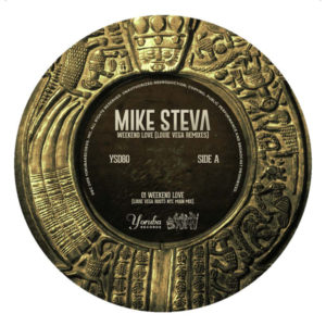 Mike Steva/WEEKEND LOVE (LOUIE VEGA) 12""