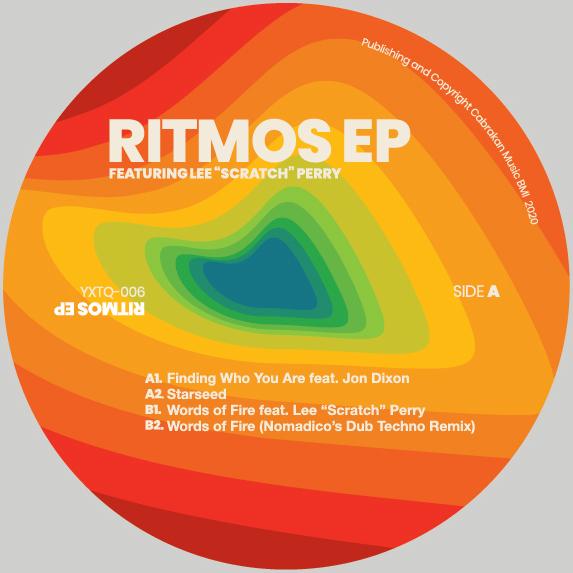 """Ritmos/RITMOS EP 12"""""""