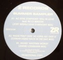 "Various/Z RECORDS SUMMER SAMPLER 12"""
