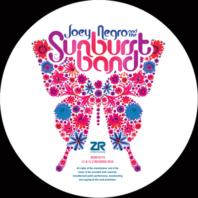 Sunburst Band/REMIXES EP 12""