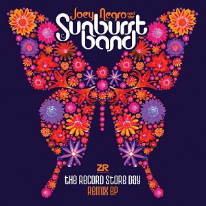"Sunburst Band/RSD 2013 REMIX EP 12"""