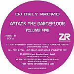 "Various/ATTACK THE DANCEFLOOR VOL 5 12"""