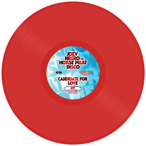 Joey Negro vs Horse Meat Disco/RSD 12""