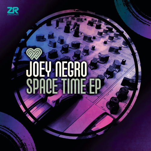 Joey Negro/SPACE TIME EP 12""