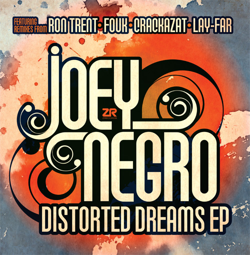 Joey Negro/DISTORTED DREAMS EP 12""