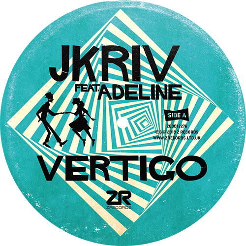 "JKriv feat. Adeline/VERTIGO 12"""