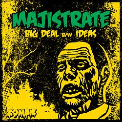 Majistrate/BIG DEAL 12""