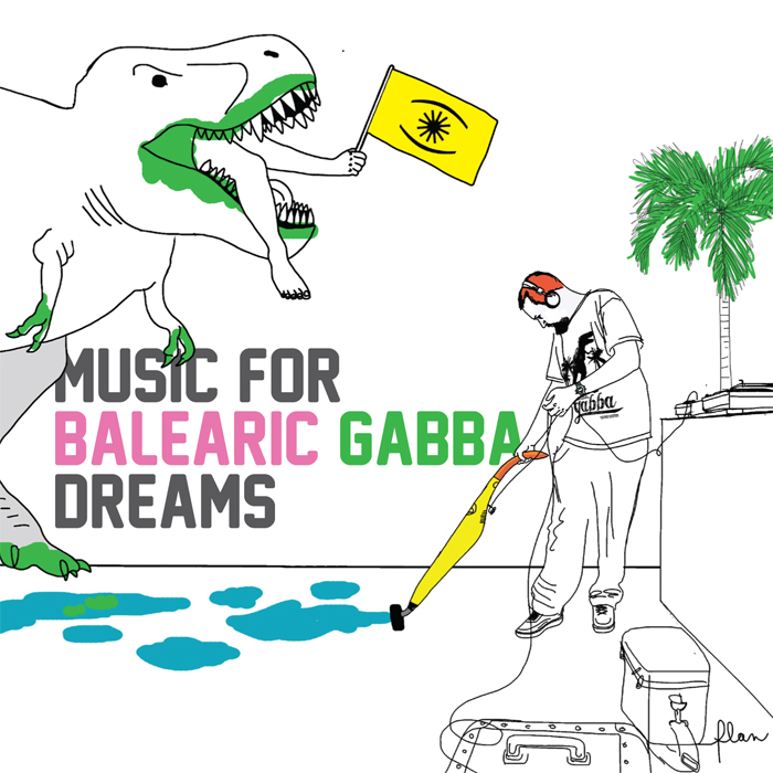 Various/MUSIC FOR...GABBA DREAMS CD