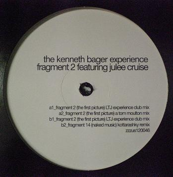 KBE/FRAGMENT 2 REMIXES 12""