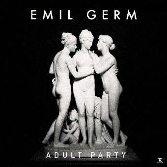 Emil Germ/ADULT PARTY LP SAMPLER 12""