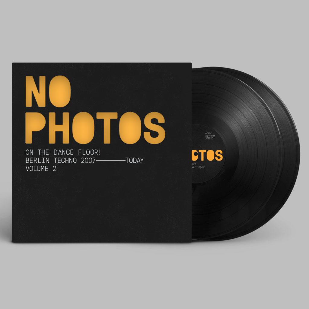 Various/NO PHOTOS.. BERLIN TECHNO V2 DLP