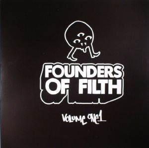 "Felix Da Housecat/FOUNDERS... V1 EP 12"""