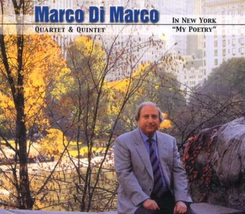 Marco Di Marco/MY POETRY CD