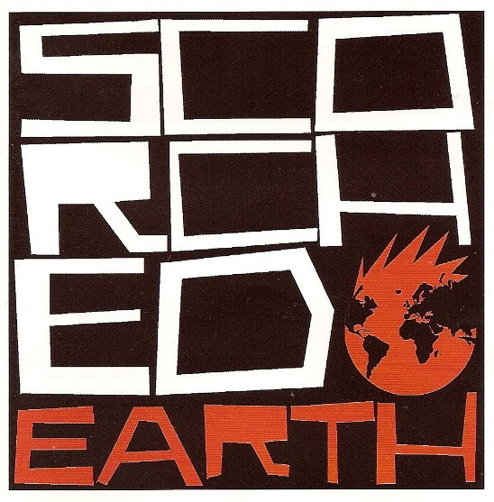 Various/SCORCHED EARTH CD