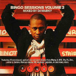 DJ Marky/BINGO SESSIONS VOL.2 CD