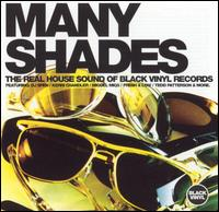 Various/MANY SHADES (BLACK VINYL) DCD