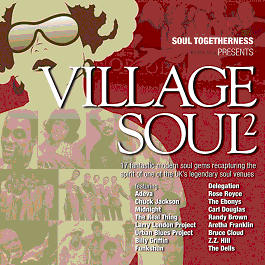 Various/VILLAGE SOUL 2 CD
