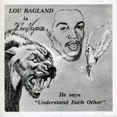 Lou Ragland/THE CONVEYOR CD