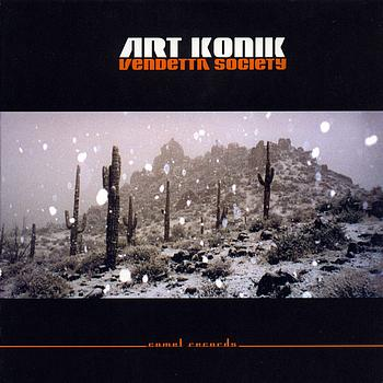 Art Konik/VENDETTA SOCIETY CD