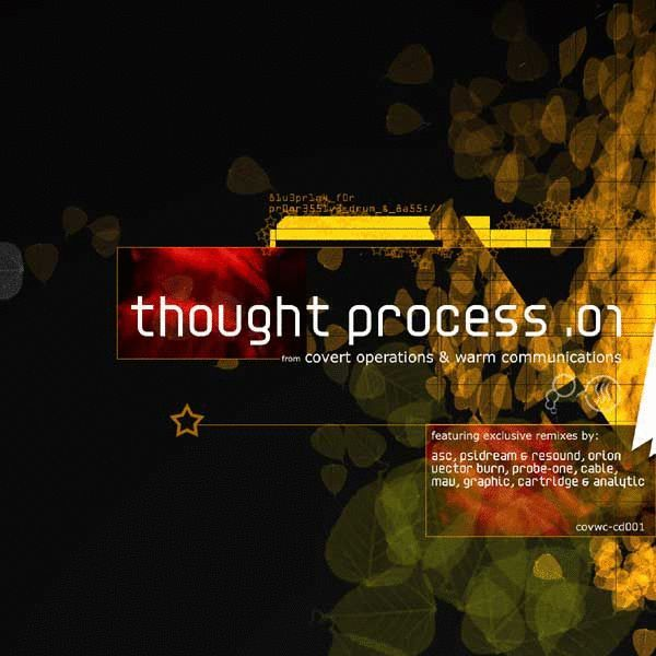 Various/THOUGHT PROCESS.01 MIX DCD