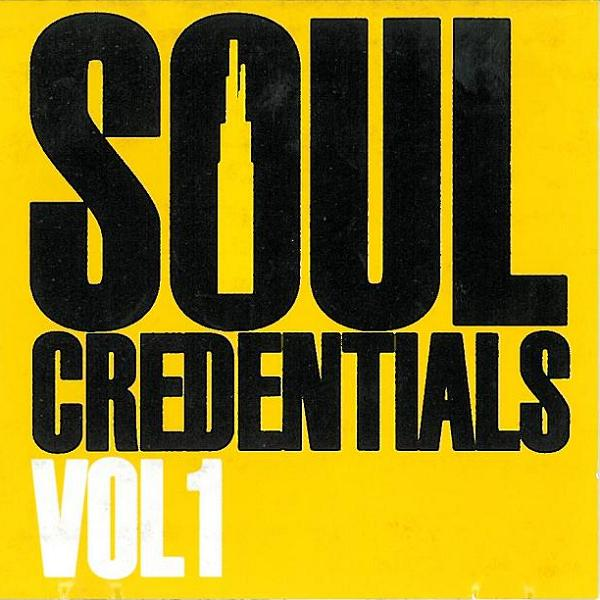 Various/SOUL CREDENTIALS VOL.1 LP