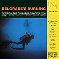 Various/BELGRADE'S BURNING  LP