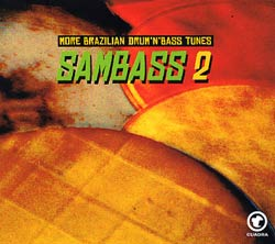 Various/SAMBASS 2: BRAZILIAN D&B CD