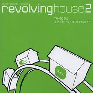 BRS/REVOLVING HOUSE 2 (MIXED) CD