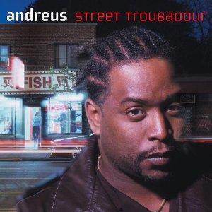 Andreus/STREET TROUBADOUR  CD