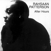 Rahsaan Patterson/AFTER HOURS CD