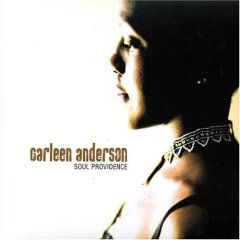 Carleen Anderson/SOUL PROVIDENCE CD