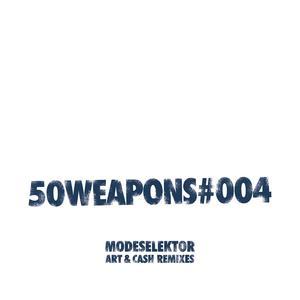 "Modeselektor/ART & CASH (BOK BOK RX) 12"""