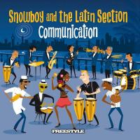 Snowboy & Latin Section/COMMUNICATION CD