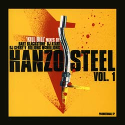 Hanzo Steel/KILL BILL MIXES VOL. 1 LP