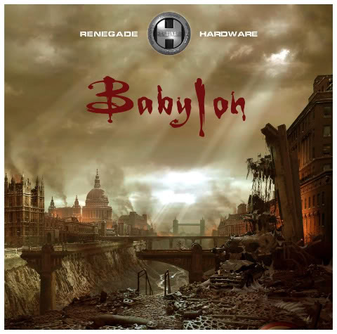 DJ Ink/BABYLON MIX DCD