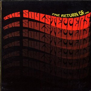 Soulsteppers/RETURN OF...  CD