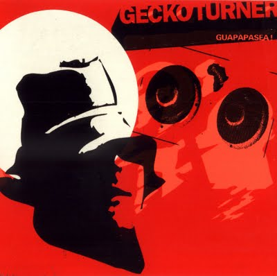 Gecko Turner/GUAPAPASEA CD