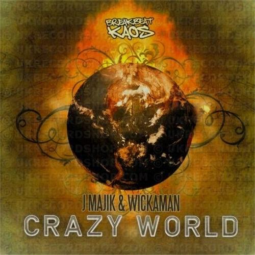 J Majik & Wickaman/CRAZY WORLD CD