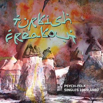 Various/TURKISH FREAKOUT VOL. 1 DLP