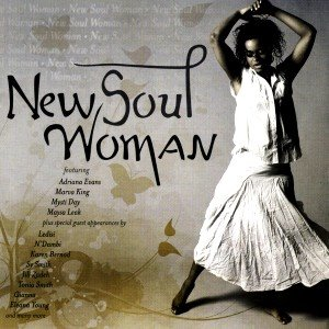 Various/NEW SOUL WOMAN DCD