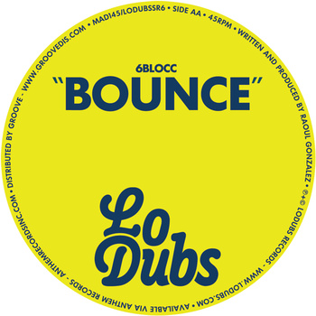 Diplo & 6Blocc/GO REMIX & BOUNCE 12""