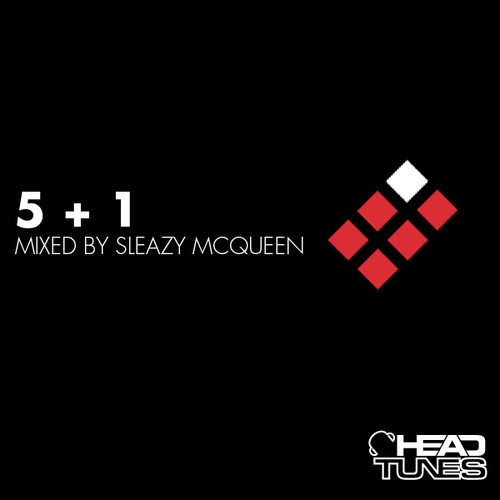 Sleazy McQueen/5 + 1 MIX (HEADTUNES) CD