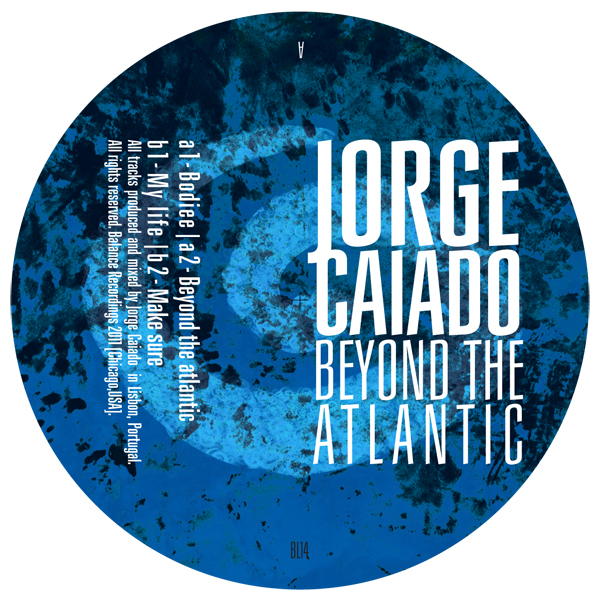 Jorge Caiado/THE ATLANTIC EP 12""