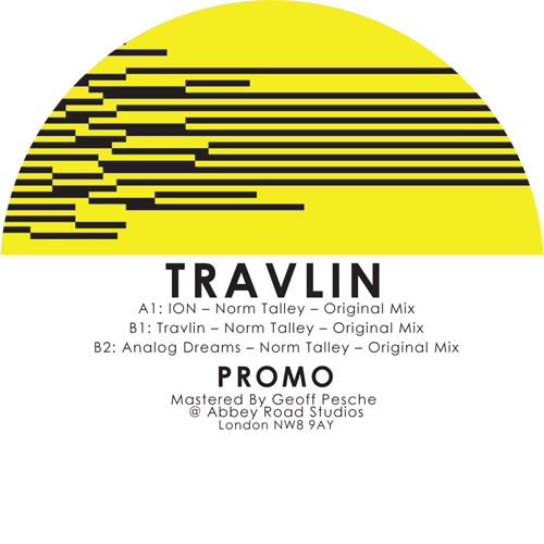 Norm Talley/TRAVLIN EP 12""