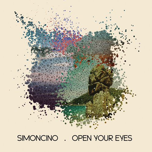 Simoncino/OPEN YOUR EYES CD