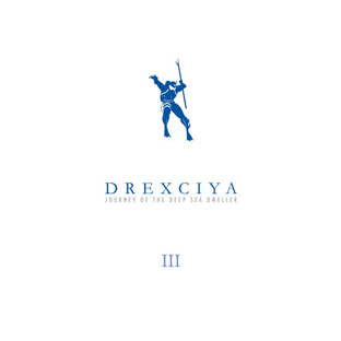 Drexciya/JOURNEY OF THE DEEP SEA III DLP