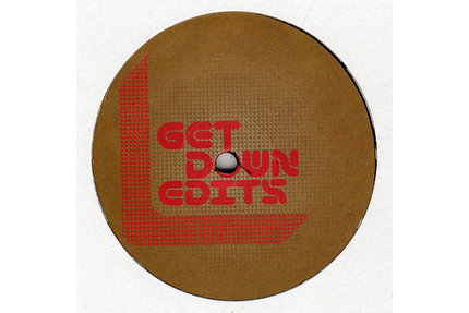 Get Down Edits/VOLUME 4 EP 12""