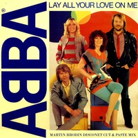 """Abba/LAY ALL YOUR LOVE ON ME MB RMX 12"""""""